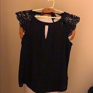 Express dress top